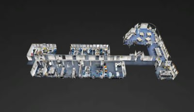 Inits 3D Model