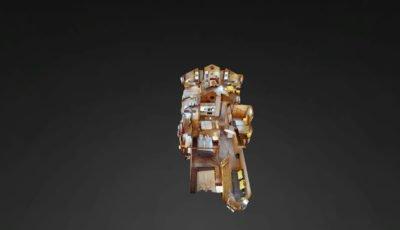 Innerkratzerhof 3D Model
