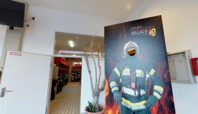 Hauptfeuerwache Villach 3D Model
