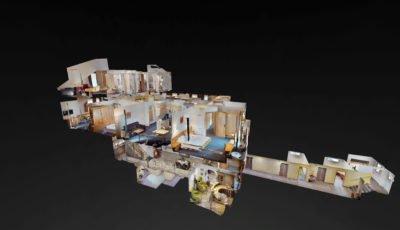 Landgasthof Sonnblick 3D Model