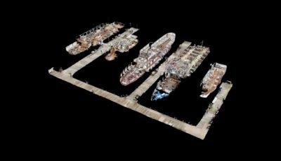 Wörthersee Schifffahrt 3D Model