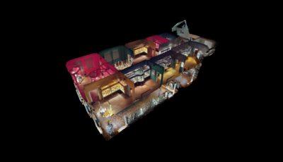 Bergbaumuseum und Mineralienschau 3D Model