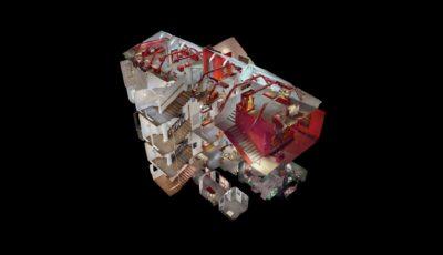 Heinrich Harrer Museum 3D Model