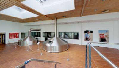 KunsthausSudhaus – Villacher Brauerei 3D Model