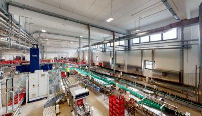 Flaschenabfüllung – Villacher Brauerei 3D Model