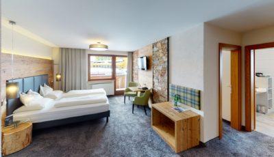 4er Appartement Deluxe