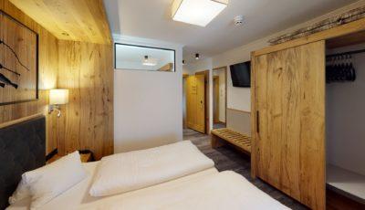 Wohn-Schlaf Zimmer Deluxe