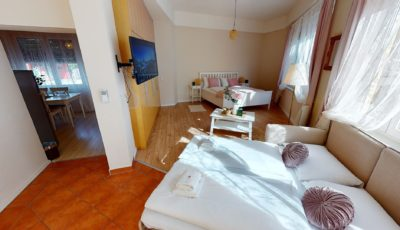 """""""Landhaus-Idylle"""" – Appartement 1"""